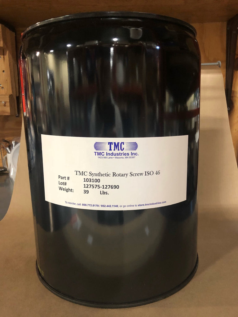TMC Synthetic Rotary Screw Compressor Oil