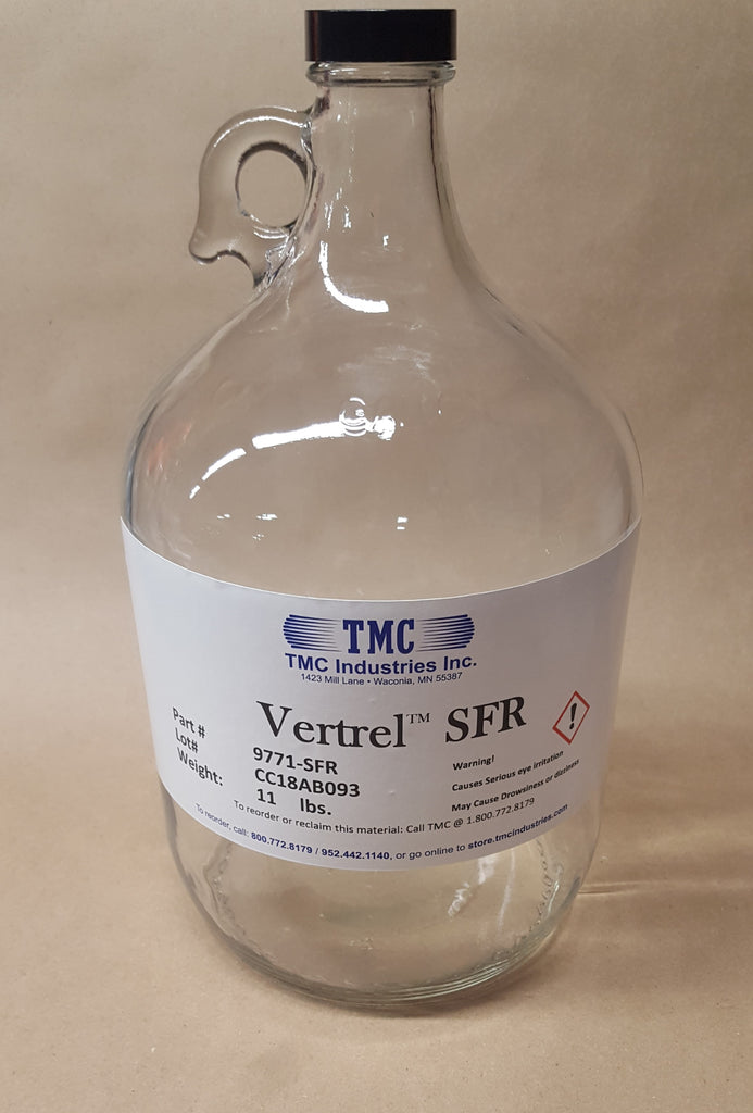 Vertrel SFR Specialty Fluid