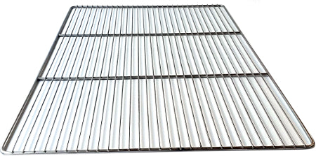 GRILLE INOX - 400X600 MM