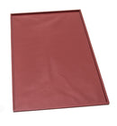 TAPIS SILICONE LISSE AVEC REBORDS - 370x570x15 MM