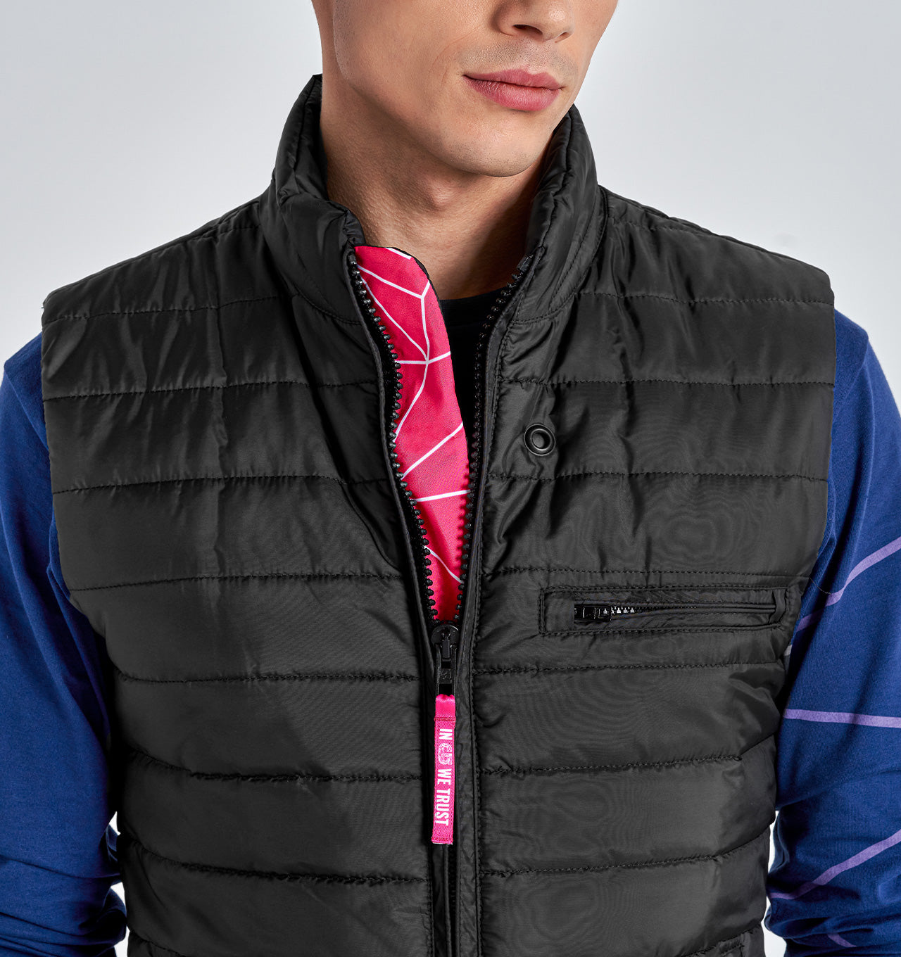 VEST BLACK - GYEON GCC
