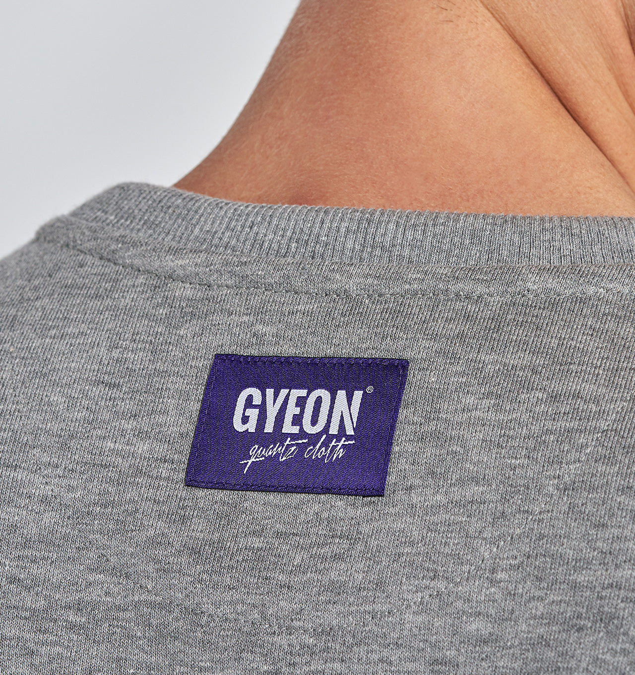 CREW NECK GREY - GYEON GCC
