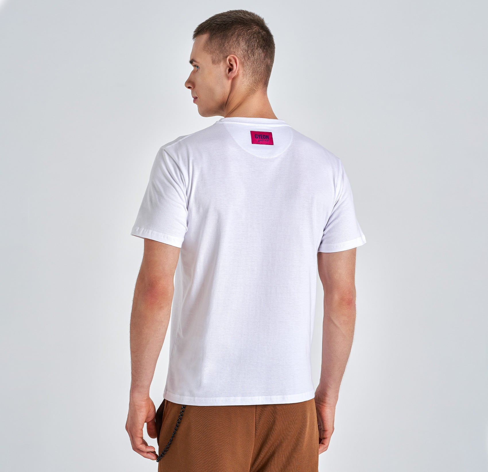 T-SHIRT WHITE - GYEON GCC