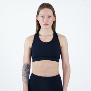 Darcy Sports Bra in Black