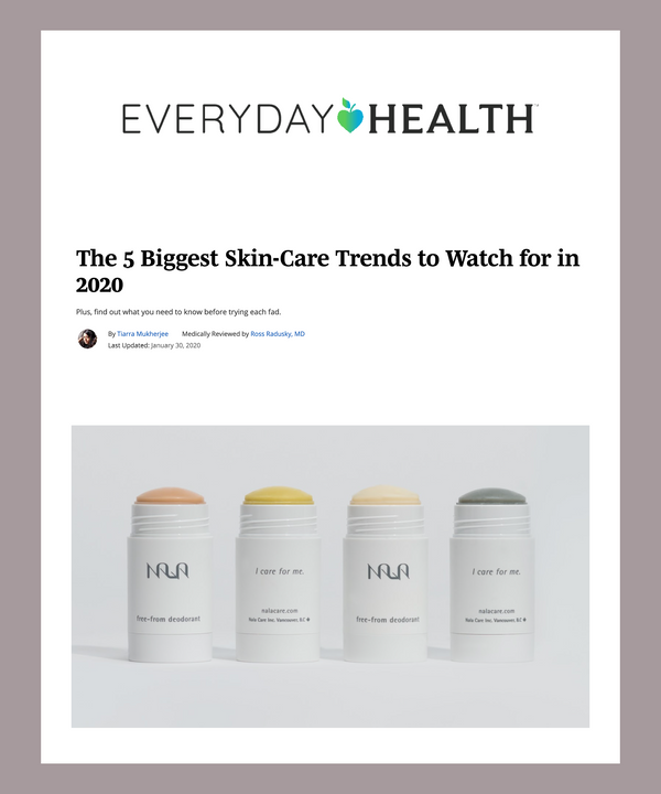 5 Skin Care trends in 2020 Personalized Skincare