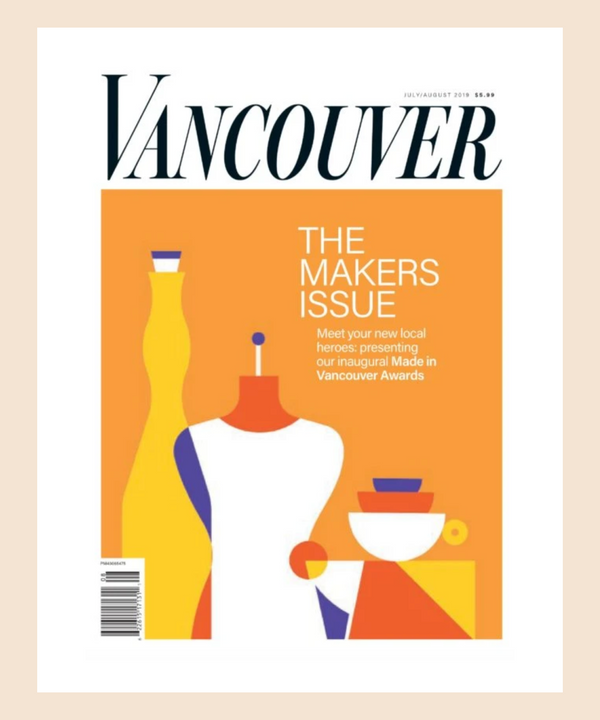 Vancouver Magazine Best in Beauty Awards