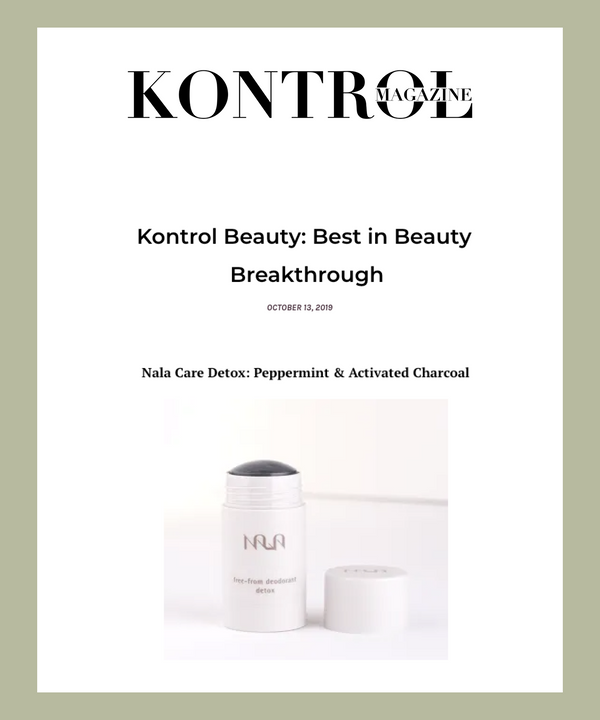 Kontrol Best in Beauty Awards