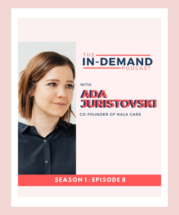 The In-Demand Podcast with Ada Juristovski
