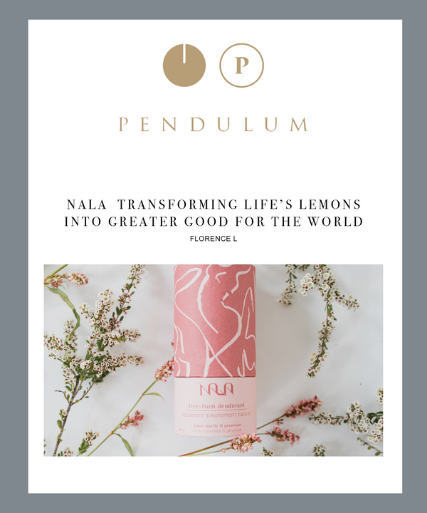 NALA || Transforming Life's Lemons into Greater Good for the World