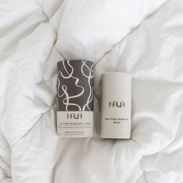 The Nala Guide to Detox Deodorant