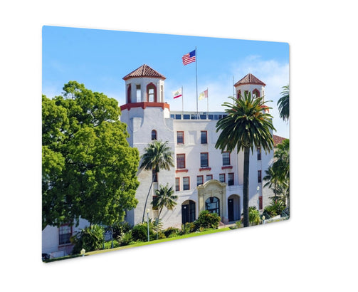 Metal Panel Print, Balbopark Naval Medical Center San Diego - Life Relevance
