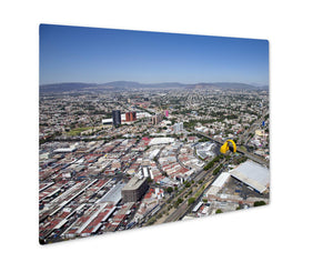 Metal Panel Print, Sight Airs Of Guadalajara - Life Relevance