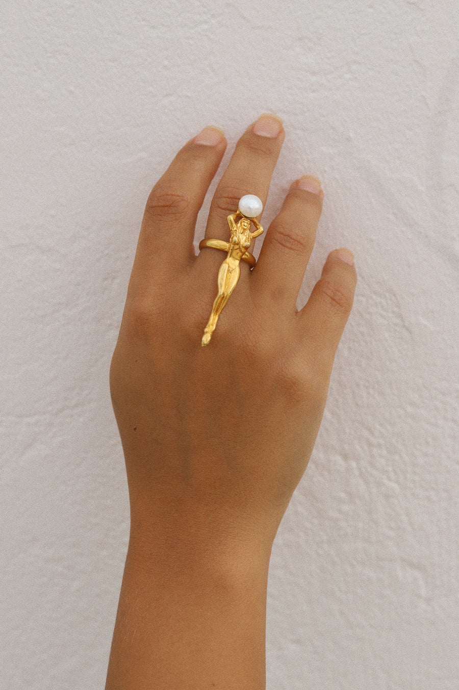 Venus Ring Gold