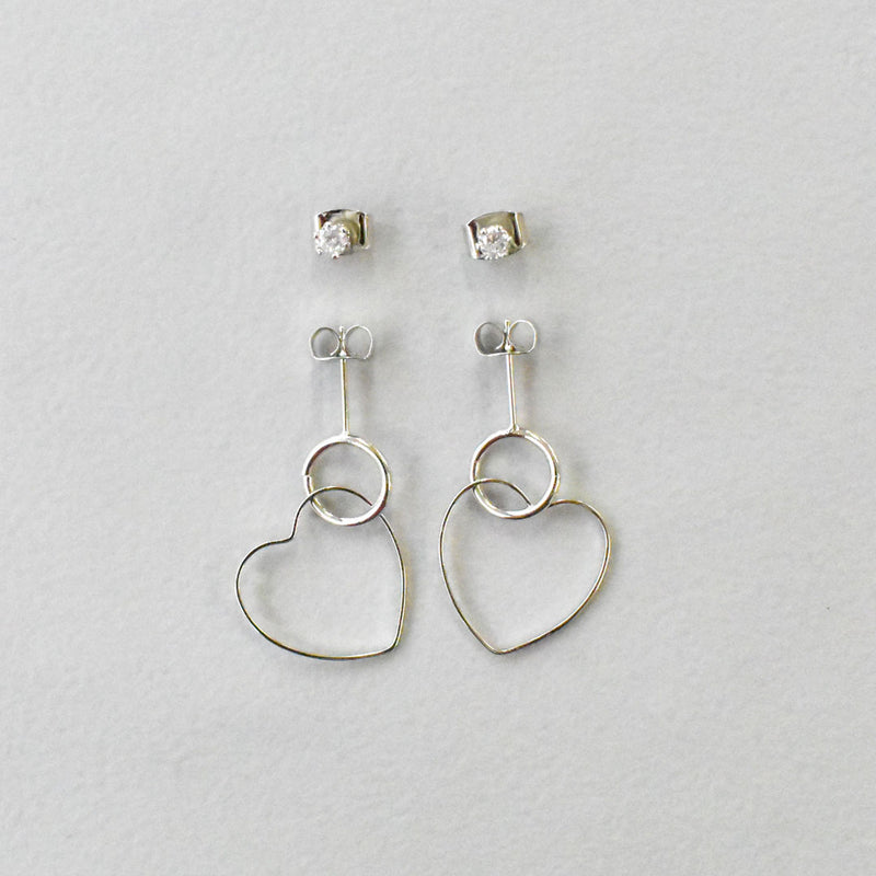 square green pierce / C2P010