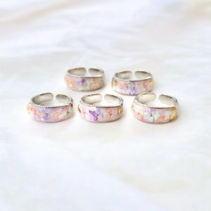 ajisai ring / MCP010
