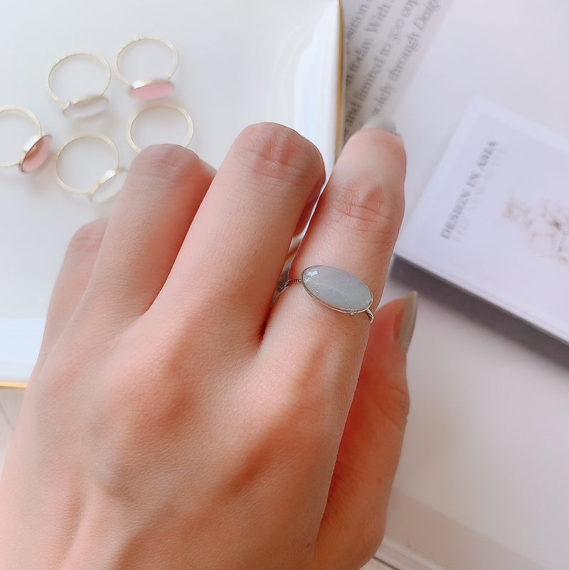 oval ring / NAR005