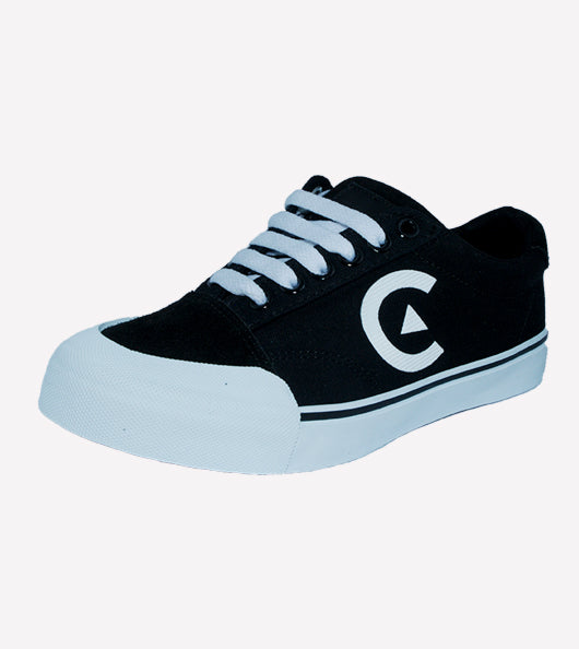 Tenis Core Crooked Black White