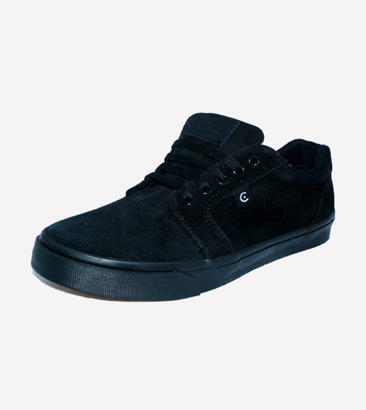 Tenis Core Smith Black Black