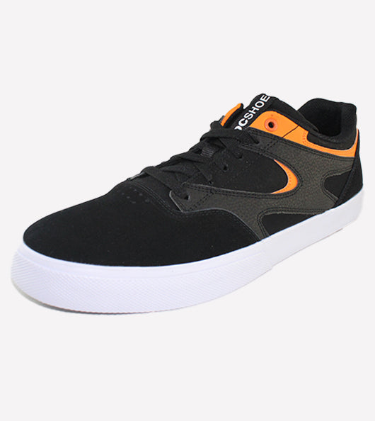 Tenis DC Kalis Vulc Black Orange