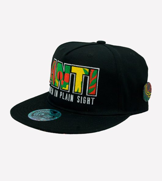Gorra snapback antifashion