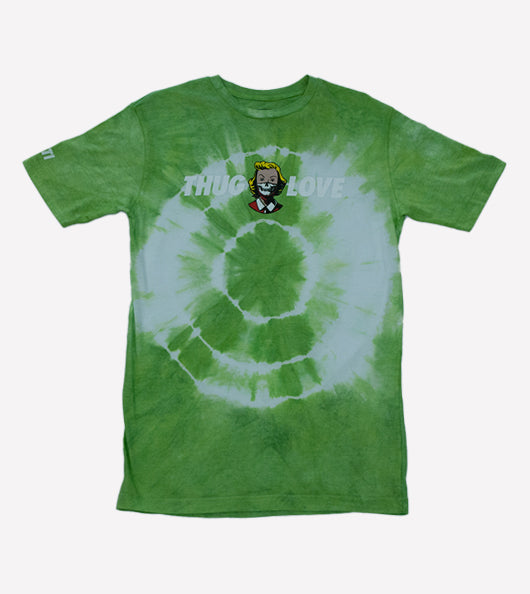 Playera Antifashion Thug Love Tie Dye