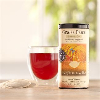 Ginger Peach - Republic of Tea