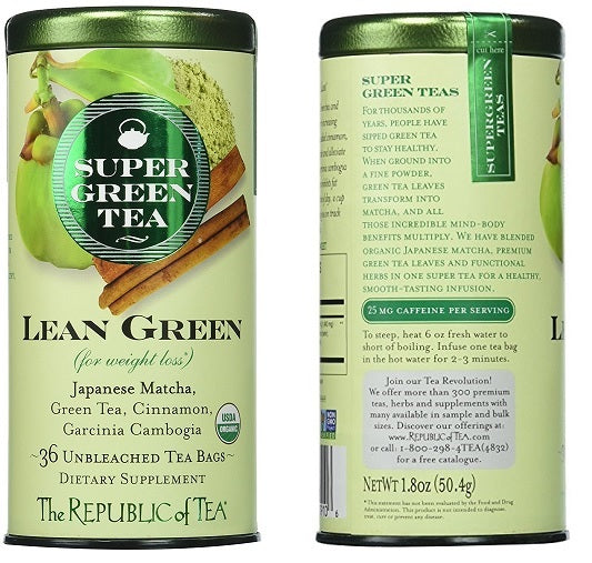 Lean Green - Republic of Tea