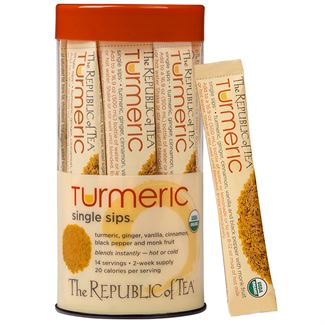 Turmeric Single Sips Republic of Tea