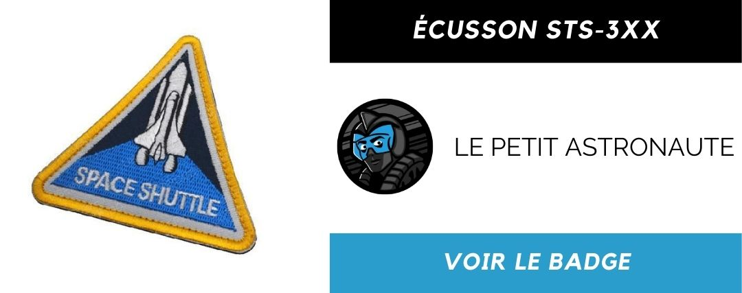 Patch Navette Spatiale