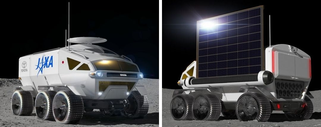 Rover Lunaire Toyota