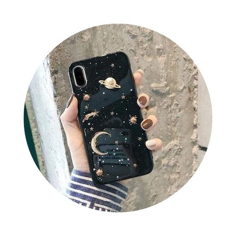 coque iphone 8 alien planet