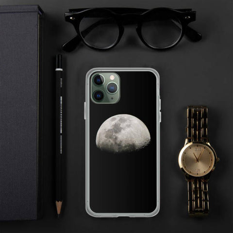 Coque iPhone 11 Pro  Lune
