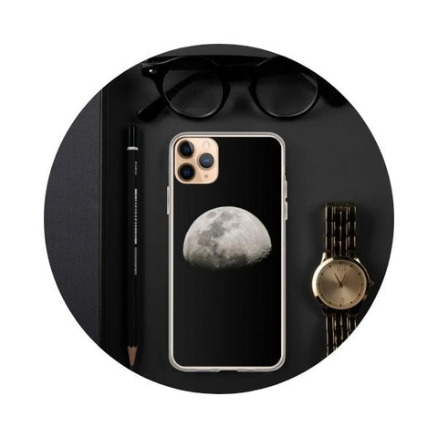 coque-iphone lune