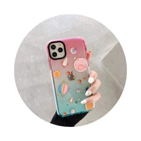 coque-iphone planete bonbon