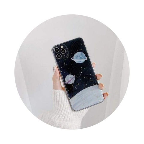 coque-iphone planete
