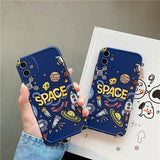 coque iphone space