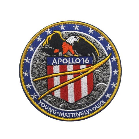 Écusson  Apollo 16