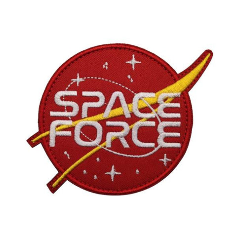 Écusson  Nasa Space Force