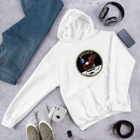 apollo 11 sweatshirt