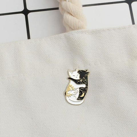 pins chat etoile