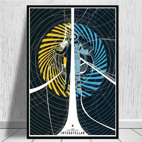 poster interstellar zz