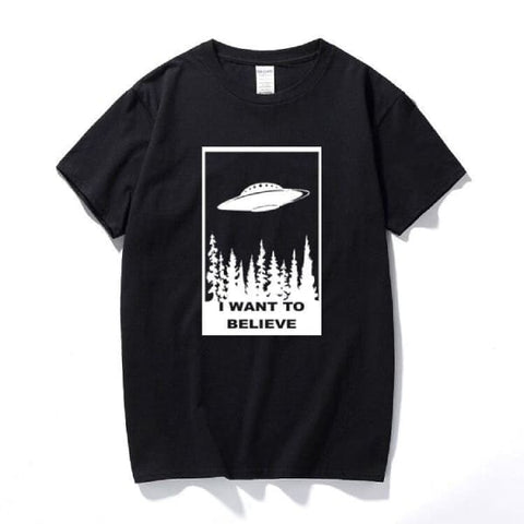 t shirt i want to believe