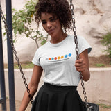 t shirt systeme solaire planete