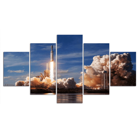 tableau falcon 9 spacex