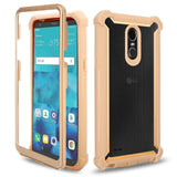 Ultra Thin Durable Case for LG Stylo4 Full Body Protective Shock Proof Impact Cover