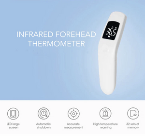 Infrared Digital Thermometer (WIP)