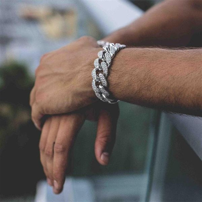 Iced Out Bling Bracelet