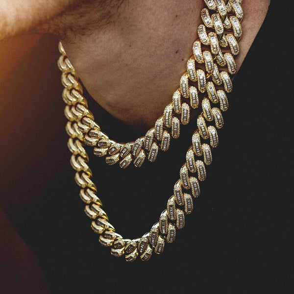 Luxury Heavy Miami Necklace