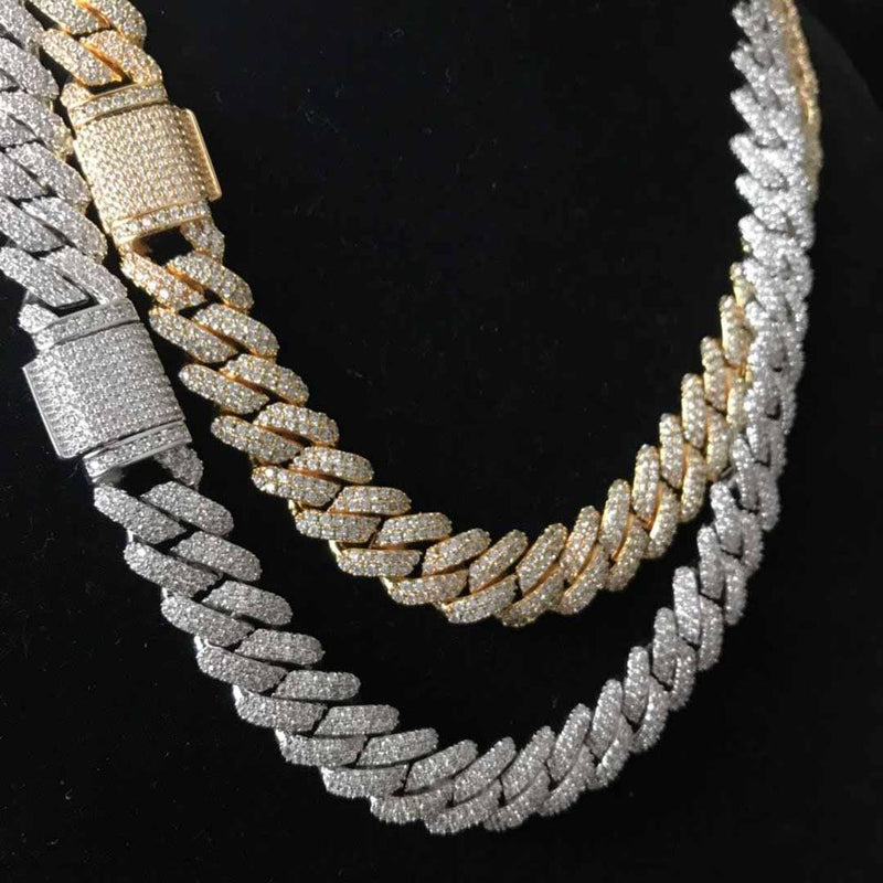 Iced Out Cuban Necklace