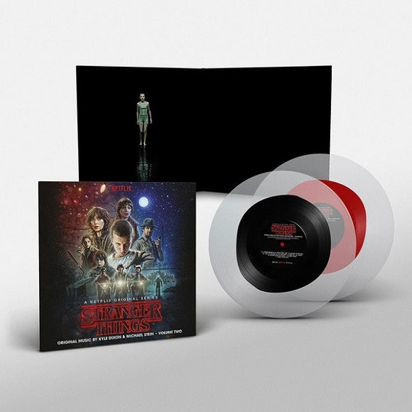 Kyle Dixon Stranger Things - Volume Two (A Netflix Original S